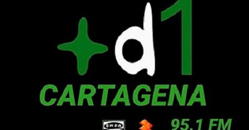 Logo Más de uno Cartagena